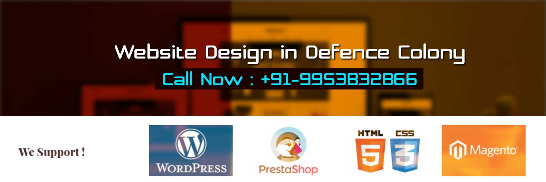 Website Design in Defence Colony