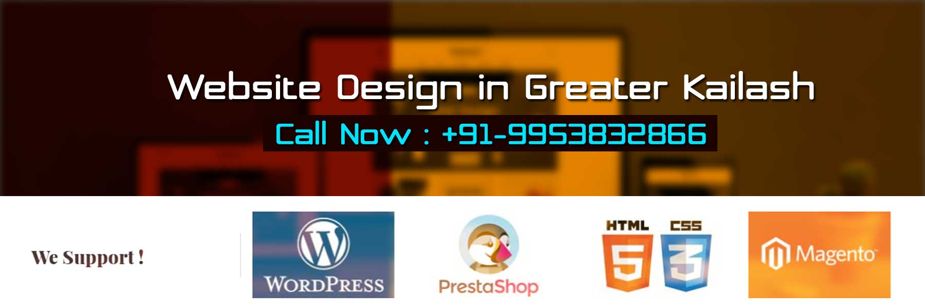Website Design in Greater Kailash