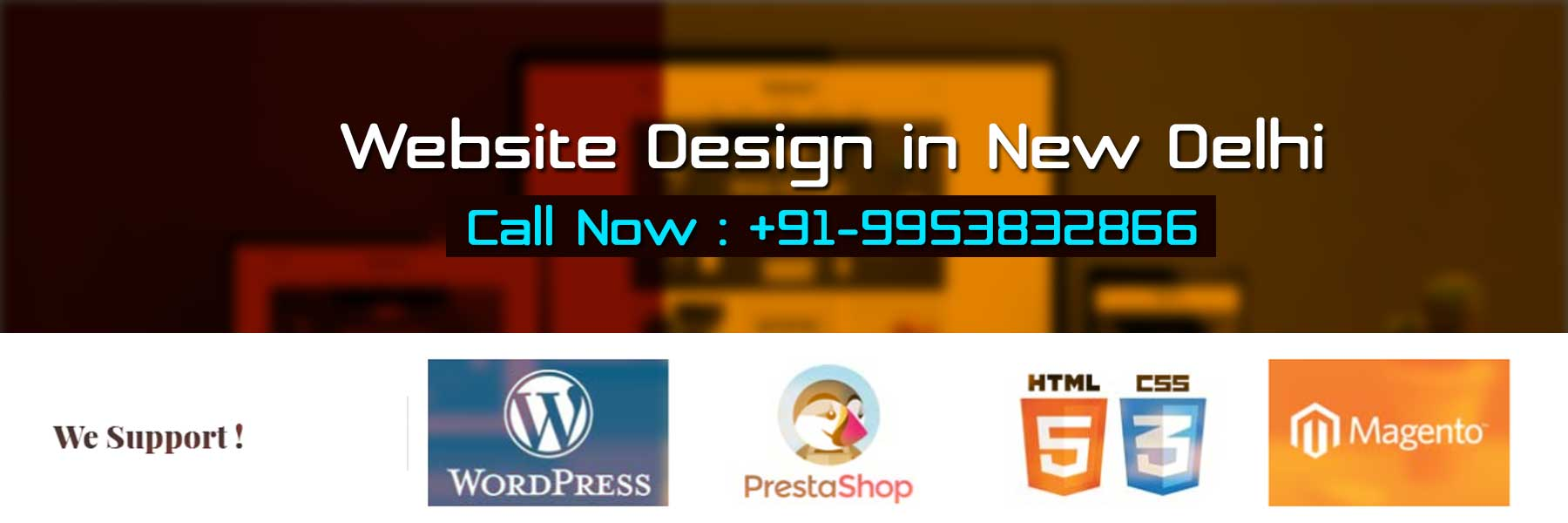 Website Design in New Delhi